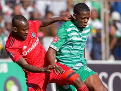 Bloemfontein Celtic tie down former Orlando Pirates striker Ndumiso Mabena