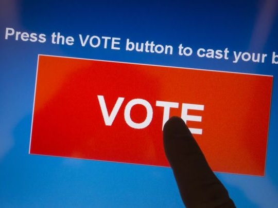 DARPA is working on an open source, secure e-voting system