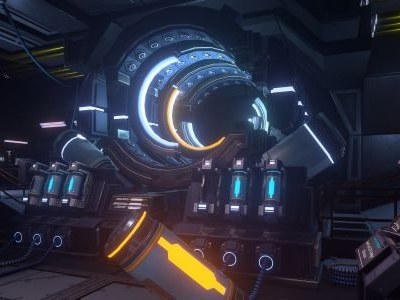 The Station is a first-person alien mystery with an intriguing premise