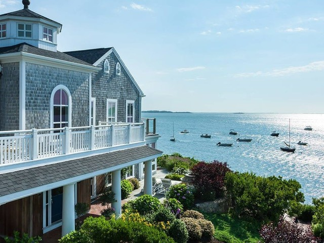 The best hotels on Cape Cod, Nantucket, and Martha's Vineyard