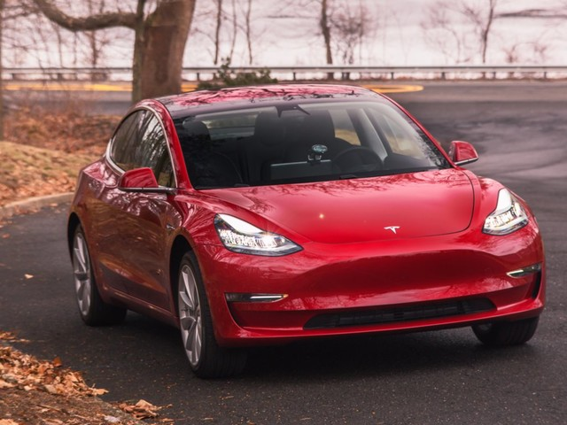 The 10 best-selling electric vehicles in the US this year so far