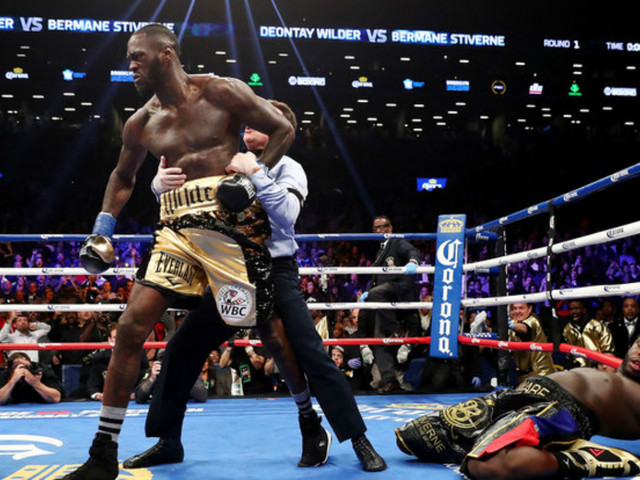 'No question' Anthony Joshua will fight Deontay Wilder in 2018