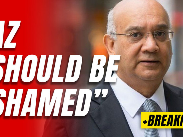 """Investigation Finds Keith Vaz's Bullying Behaviour to Have Been """"Hostile, Sustained, Harmful and Unworthy of a Member of Parliament"""""""