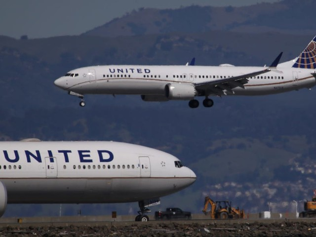 United is the latest airline to push the Boeing 737 Max's return back, despite Boeing's increasing confidence about the plane's recertification (UAL, BA)