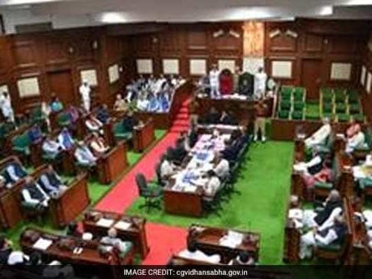 24 Of 90 Chhattisgarh Lawmakers Have Criminal Records: Report