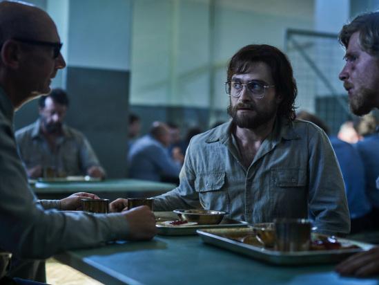 'Escape From Pretoria' Film Review: Daniel Radcliffe Prison-Escape Drama Sags When He's Off-Screen