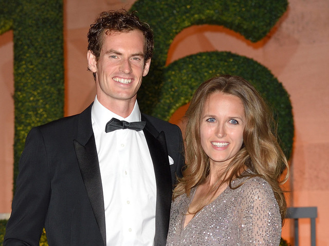 Andy Murray Reveals Wife Kim Sears Is Pregnant With Their Second Child