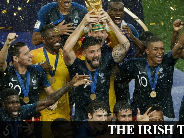 Ken Early: cold-blooded France won the World Cup in third gear