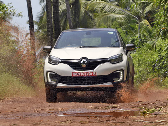 Review: 2017 Renault Captur India review, test drive