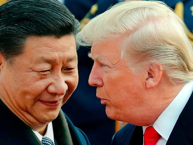 A Trump-Xi meeting on trade is reportedly being pushed back until at least April