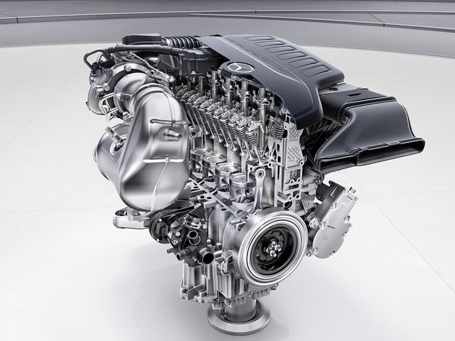 Mercedes-Benz S-Class to get new V8 and inline 6cyl engines