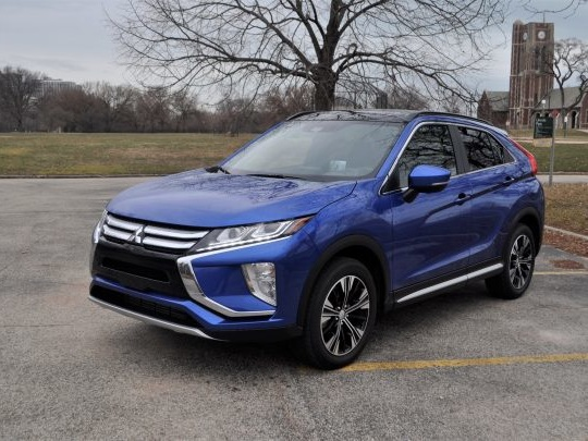 2020 Mitsubishi Eclipse Cross SEL 1.5T S-AWC Review – In a Word: Weird