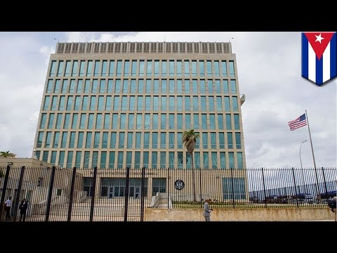 New details Deepen Mystery Of U.S. Diplomats' Illness In Cuba