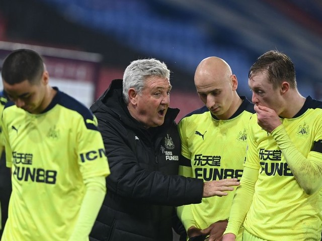 Newcastle's first-team squad in isolation amid growing coronavirus outbreak
