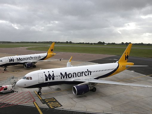 Credit card squeeze heaps pressure on Monarch
