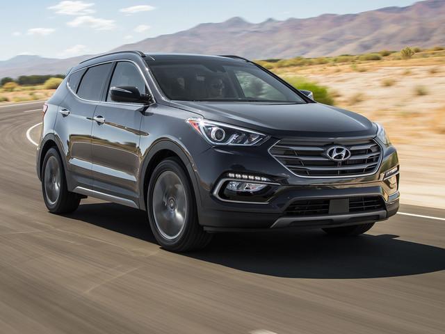2018 Hyundai Santa Fe Sport: First Test: Big on Value
