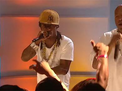 Throwback Thursday: Lil Wayne & Birdman Perform Live On CD USA In 2006 [Video]