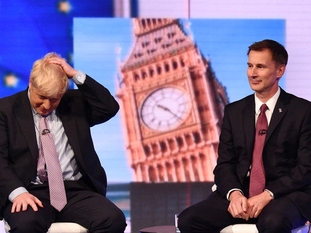EU set to reject outright Johnson and Hunt's backstop plan