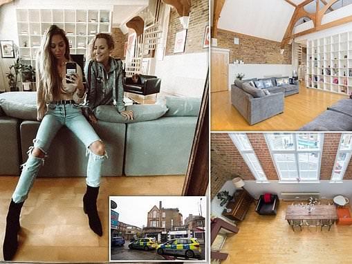 Photos reveal interior of Caroline Flack's London apartment