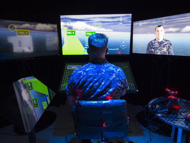 Palmer Luckey's new defense company Anduril looks interested in AR and VR on the battlefield