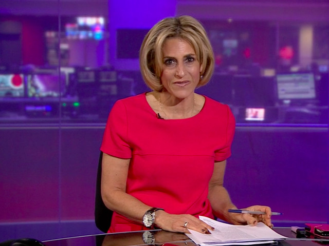 Emily Maitlis replaced on Newsnight episode after impartiality ruling over Dominic Cummings coverage