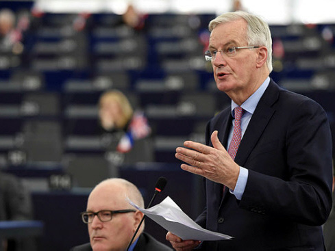 EU Parliament backs opening next round of Brexit talks