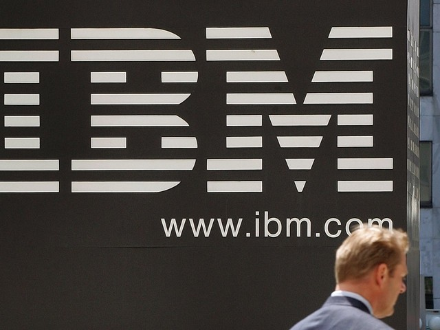 Vodafone and IBM sign a $550 million deal forming joint venture (VOD, IBM)