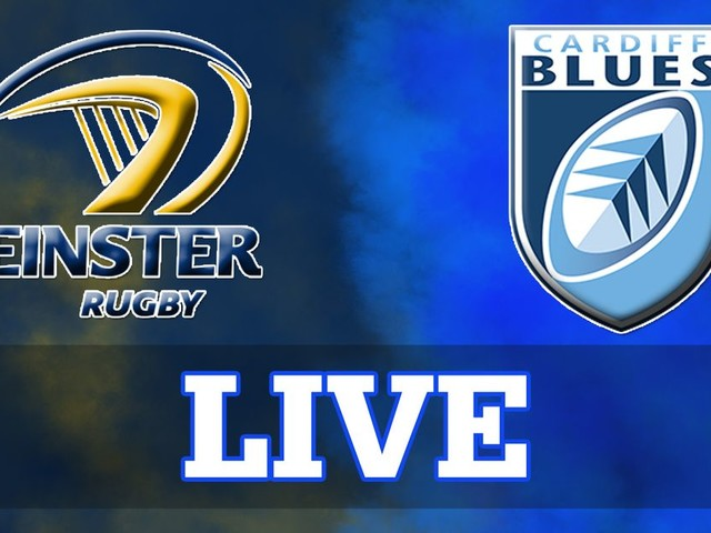 Leinster v Cardiff Blues: Live updates