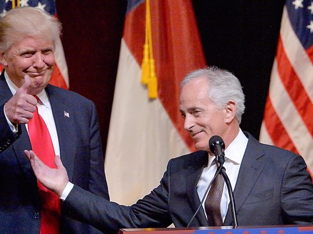 Corker and Rubio reverse course, and the GOP tax bill now looks like a slam dunk to pass