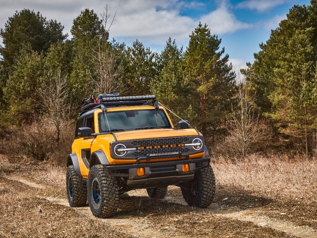 """2021 Ford Bronco for the European Market? CEO Says That """"It Would Work Fine"""""""