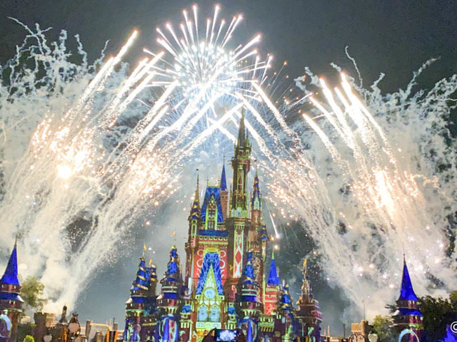 Why You May Hear Fireworks EXTRA Late Tonight in Disney World