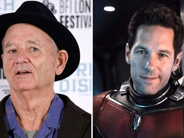Bill Murray Says He's Joined the MCU With Role in Upcoming 'Ant-Man' Sequel