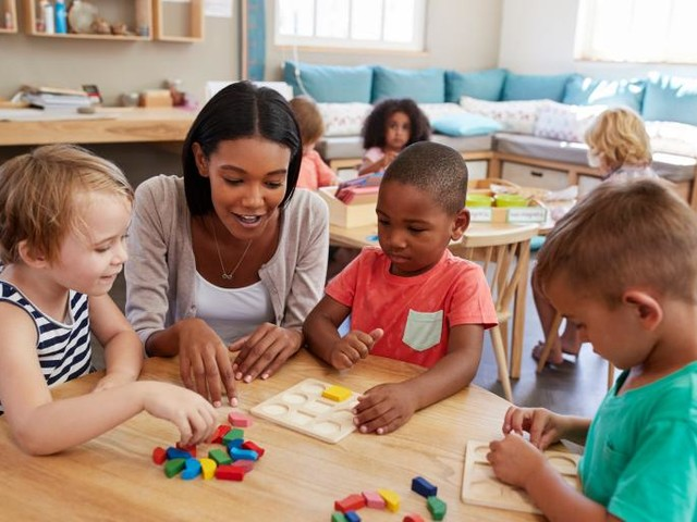 Women Are Taking the Economic Hit From America's Child Care Deserts