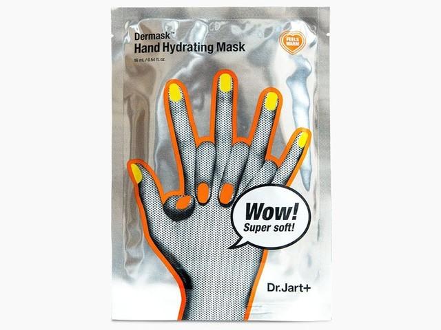 Ultra-Softening Warming Hand Masks - The Dr.Jart+ Dermask Hand Hydrating Mask Works in 20 Minutes (TrendHunter.com)