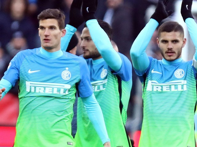 Udinese 1-2 Inter Milan: Player Ratings