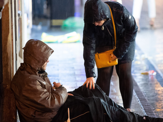 NHS Feels Strain Of Rising Homelessness As Visits To A&E By Rough Sleepers Triple