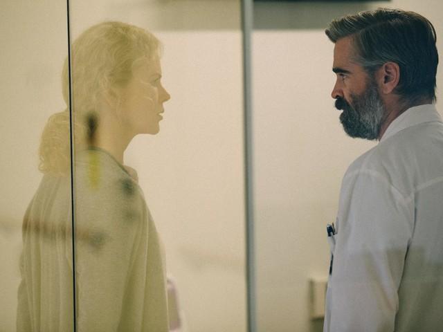 """'The Killing of a Sacred Deer' Trailer Makes Ellie Goulding's """"Burn"""" Super Creepy"""