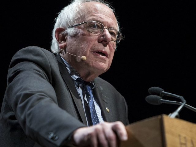 The Bernie Sanders Movement Sees Light At The End Of The Tunnel