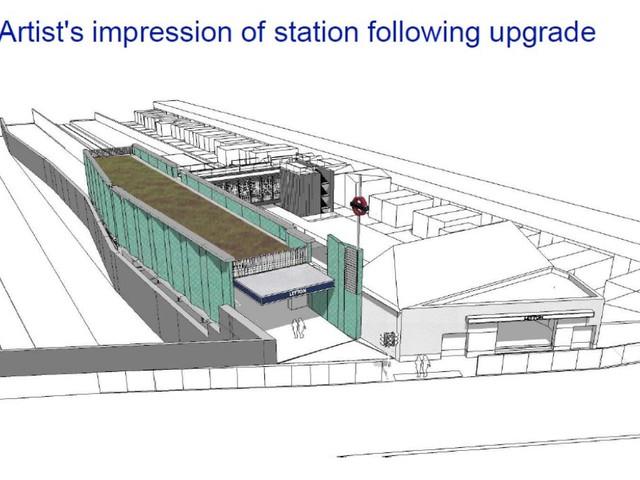London Underground plans major upgrade for Leyton tube station