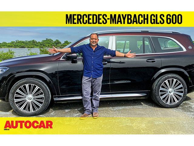 Review: 2021 Mercedes-Maybach GLS 600 video review