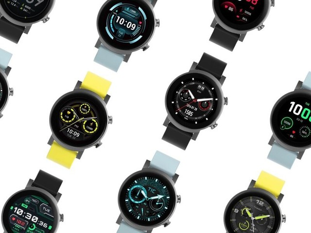 Intuitive Health-Tracking Smartwatches - The Mobvoi TicWatch E3 Advanced Health Watch is Advanced (TrendHunter.com)