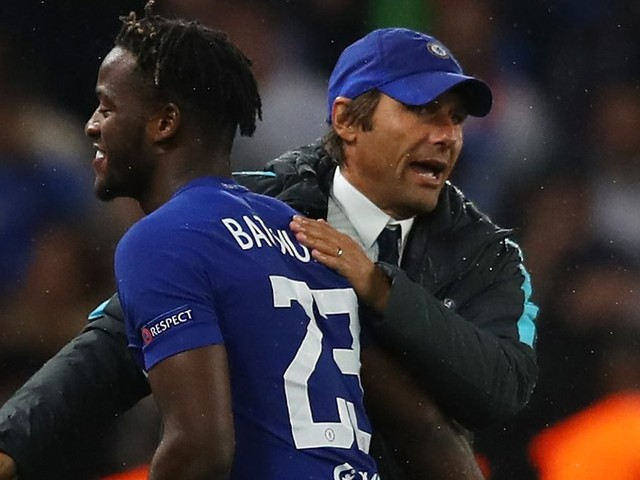 Conte pleased with 'perfect start' to Chelsea's Champions League campaign