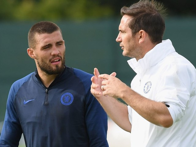 Kovačić ready to build on last year, excited by hardest ever preseason with Lampard