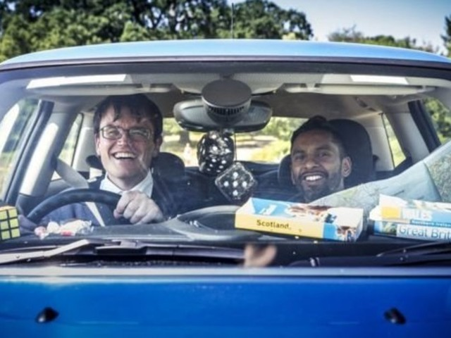 'University Challenge' Stars Eric Monkman And Bobby Seagull Land Their Own BBC TV Show