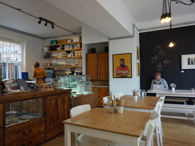 Essential Vegan Cafe Does More Than It Says On The Tin