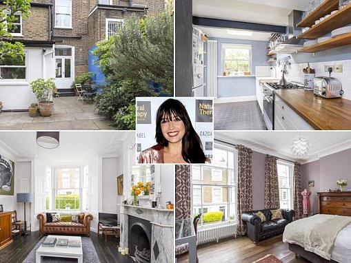 Daisy Lowe plans to makeover her London home