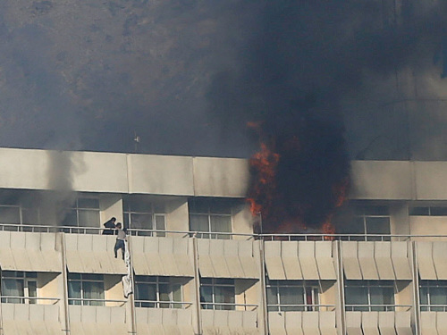 At least 19 dead after overnight battle at Kabul hotel (Updated)