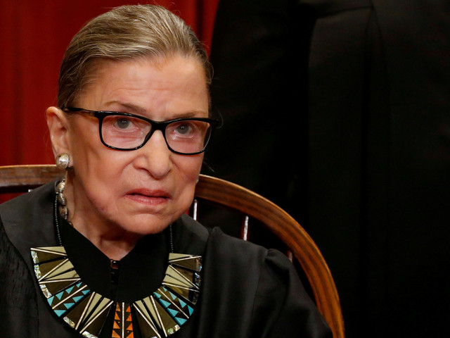 Ginsburg: Gerrymandering Case May Be Most Important Decision SCOTUS Faces