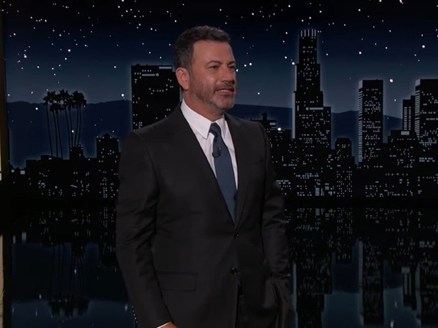 Kimmel Argues ICUs Shouldn't Prioritize Antivaxxers Who Take Ivermectin (Video)
