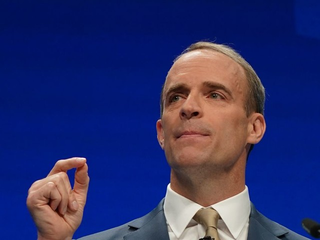 Dominic Raab Not In Charge Of Country While Boris Johnson Holidays In Marbella